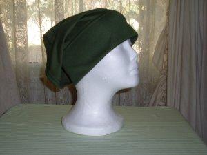 dark olive green hijab underscarf