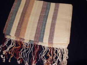 Beige shayla, shawl, hijab