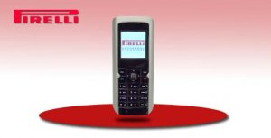 Pirelli Discus DP-L10 Dual operation VoIP/WiFi and GSM Cell phone