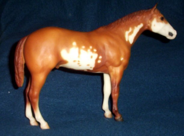 Breyer Mister Mister Paint Horse Champion