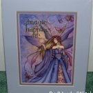 JESSICA GALBRETH Print MAGIC HAPPENS Matted Fairy FAE