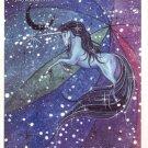 JESSICA GALBRETH Print RAINBOW STALLION 8.5x 11 Unicorn
