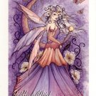NEW JESSICA GALBRETH Print ENCHANTED MOON FAE Faery