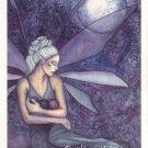 JESSICA GALBRETH Print  FAIRY MOON 8.5x 11 FAERY Fae