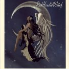 NEW NENE THOMAS Print STAR GAZER Moon FAERY FAIRY Fae