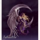 NEW NENE THOMAS Print MOON DREAMER FAERY FAIRY ANGEL