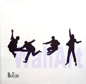 "021 The Beatles Pop Art Modern Painting  20""20"