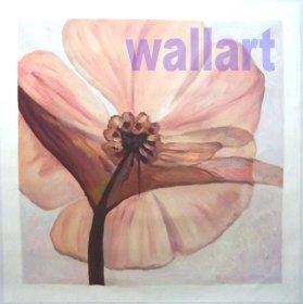 """054     Flower Modern art Painting 20""""20"""