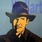 069 Indy Harrison Ford Movie Pop Art painting on Canvas