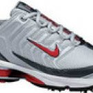 Nike Mens Shox Electric Trainer White