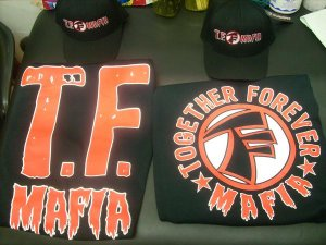 TF Mafia Matching Sets