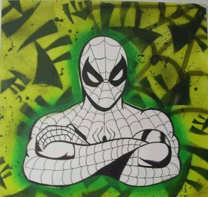 TF Spiderman