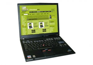 IBM ThinkPad T41