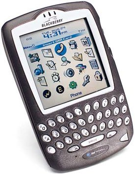 BLACKBERRY BLACKBERRY 7780 UNLOCKED PDA GSM CELL PHONE