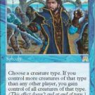 Magic the Gathering Card - Peer Pressure (Onslaught)