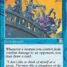 Magic the Gathering Card - Coastal Piracy (Mercadian Masques)