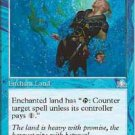 Magic the Gathering Card - Sunken Field (Prophecy)