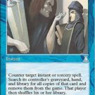 Magic the Gathering Card - Quash (Urza's Destiny)