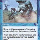 Magic the Gathering Card - Wash Out (Invasion)