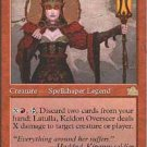 Magic the Gathering Card - Latulla, Keldon Overseer (Prophecy)