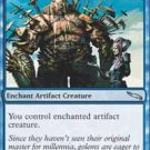 Magic the Gathering Card - Domineer (Mirrodin)