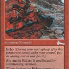 Magic the Gathering Card - Avalanche Riders (Urza's Legacy)