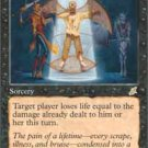 Magic the Gathering Card - Final Punishment (Scourge)