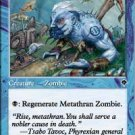 (4) Magic the Gathering Cards - Metathran Zombie