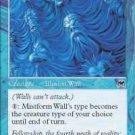(4) Magic the Gathering Cards - Mistform Wall