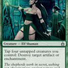Magic the Gathering Card - Nullmage Shepherd (Ravnica)