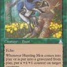 Magic the Gathering Card - Hunting Moa (Urza's Destiny)