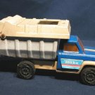 US Made Tonka Toy Garbage Truck Trash Packer Pressed Steel