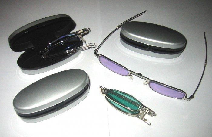 Mini foldable sunglass