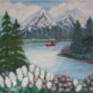 Mountain Lake fun  20X24  Catalog p.4