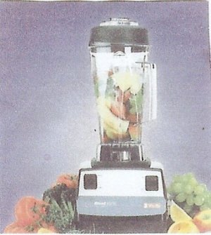 Vita-Mix Turbo Blend 4500 Vm/1300/4500  Catalog p.8