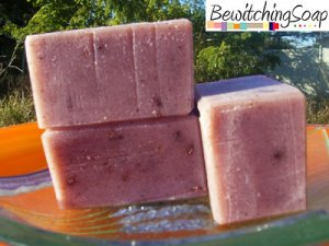 Purple Dream Lavender Cold Process Handmade Soap