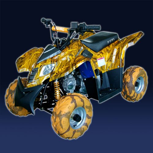 NEW 2007 Transformer V6 ATV 110cc! BRAND NEW!