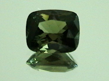 Rare Kornerupine gemstone, Sri Lanka rare collector's gem, 1.09 cts