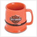 Harley Live to Ride Barrel Mug