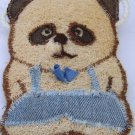 Natural Loofah (Teddy bear2)