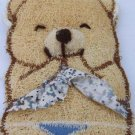 Natural Loofah (Teddy bear6)