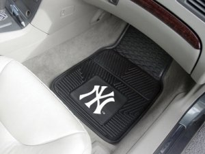 NEW YORK YANKEES FLOOR MATS FREE SHIPPING
