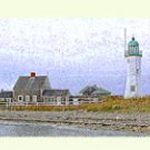 Old Scituate Light, impressions