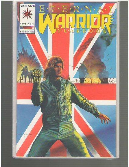 Eternal Warrior Yearbook #1 (A1)
