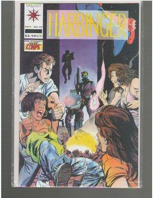 Harbinger #10 (A1)