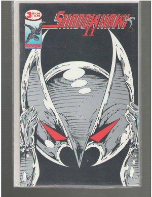 Shadowhawk II #3 (A1)