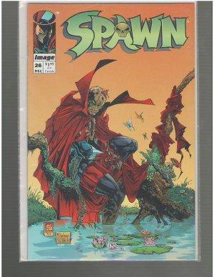 Spawn #26 (A1)