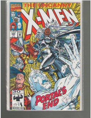 Uncanny X-Men #285 (A1)