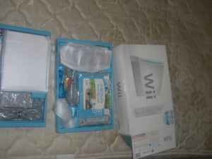 Brand New Nintendo Wii with Reciept for warranty