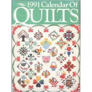 1991 Calendar of Quilts